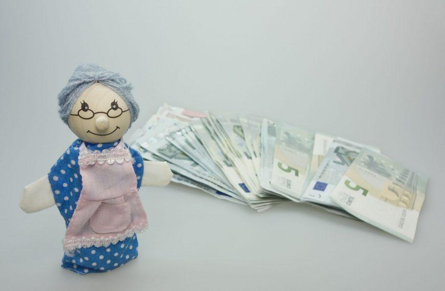 A nyugdíjaskor költségvetése